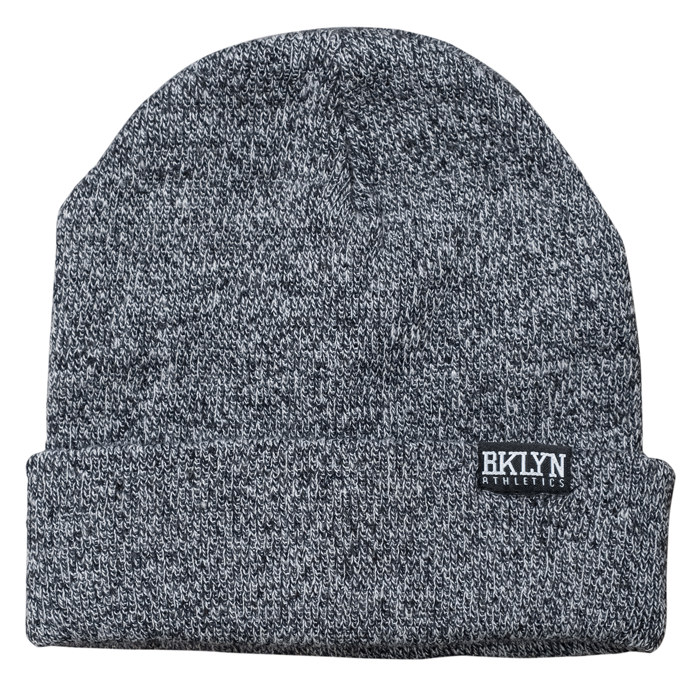 Brooklyn Athletics Unisex Adult Knit Marl Cuffed Slouchy Beanie Hat Cap One  Size. click to enlarge 1e8c9cb34